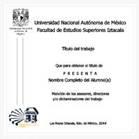 TESIS UNAM PSICOLOGIA EPUB DOWNLOAD